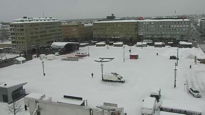 Vue webcam de jour à partir de Joensuu