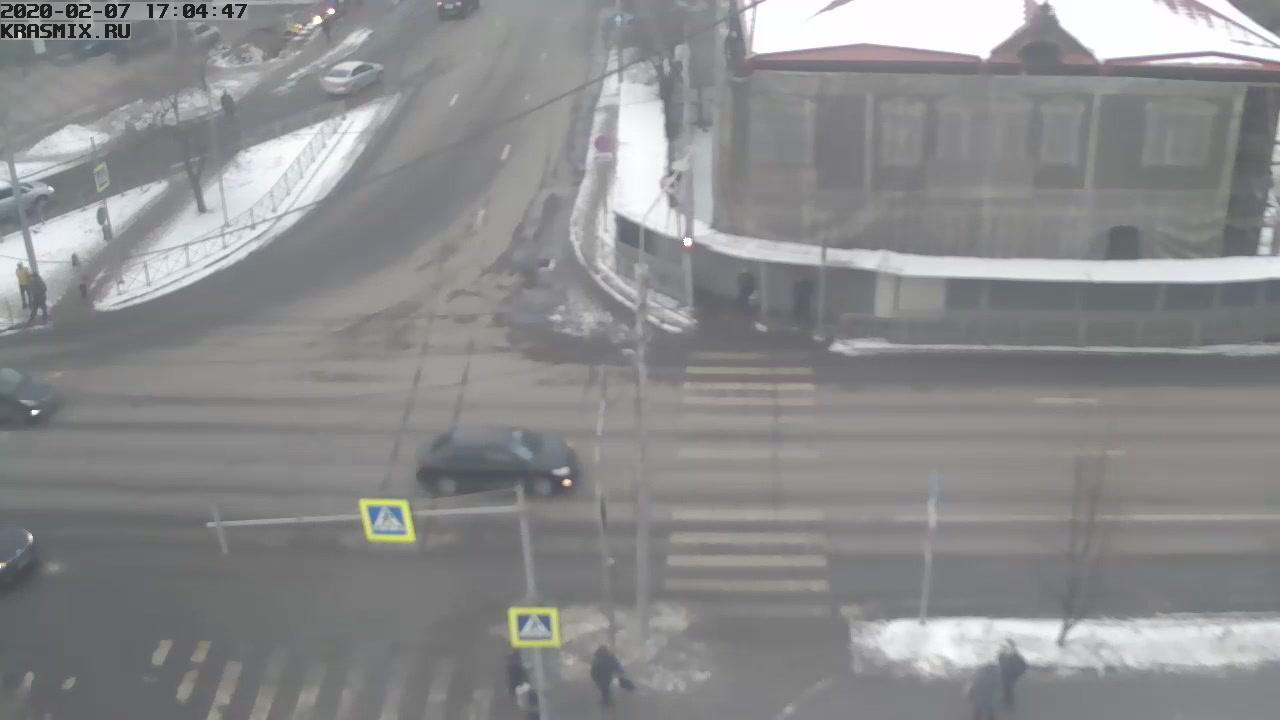 Webkamera Krasnoyarsk: Сурикова