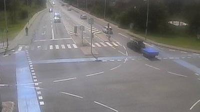 Tageslicht webcam ansicht von Grenå: Århusvej Ecke Ringvejen