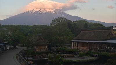 Webcam 人穴: Mt. Fuji