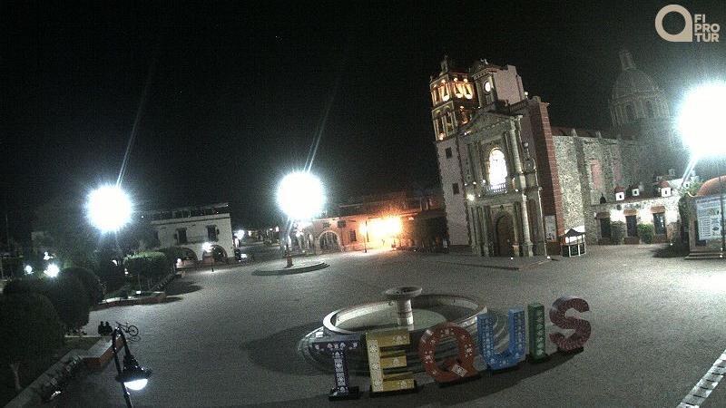 Webkamera Tequisquiapan: Queretaro