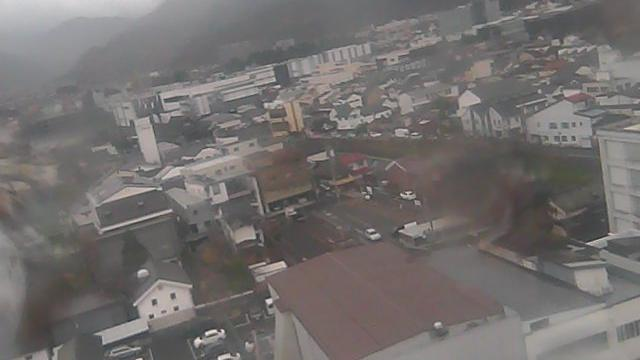Webcam Koyanagichō: Matsumoto − Ote − City View