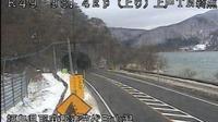 Last daylight view from ふくしま: Fukushima − Route 49 − Joko