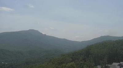 Webkamera Coggins Mine: Grandfather Mount