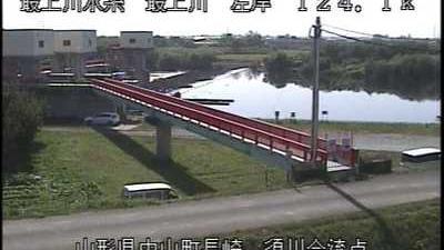 Webcam 山形: Hoshi River