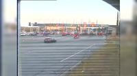 Lancon-Provence: Autoroute A près de Lançon vue orientée vers Lyon - Actual