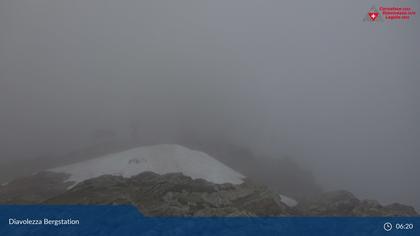 Pontresina: Diavolezza Bergstation