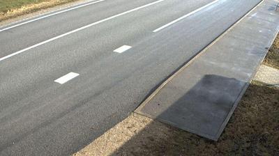 Daylight webcam view from Sknābe: Talsi, A10 autoceļš 104km
