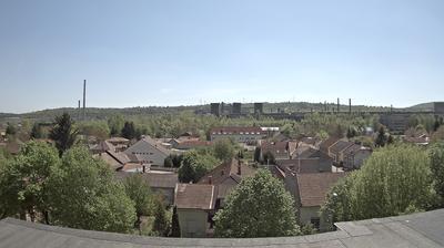 Daylight webcam view from Miskolc: belváros