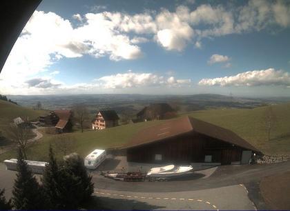 Gisikon: Webcam Autobahn - Root Hotel Garni an der Reuss