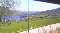 Vang: i Valdres - towards Vangsmj�sa - Overdag