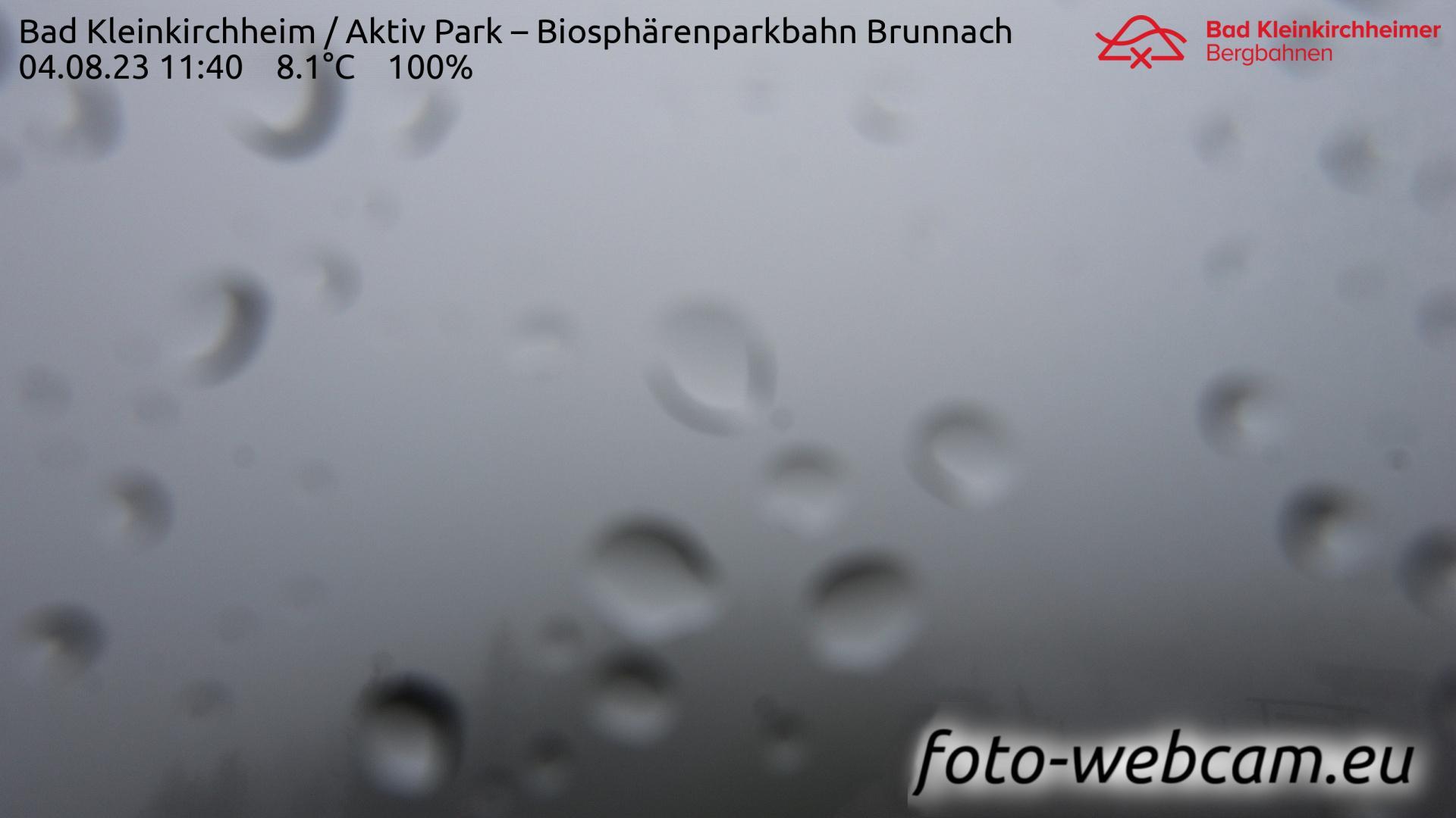 Webcam Staudach: Bad Kleinkirchheim − Nationalparkbahn Br
