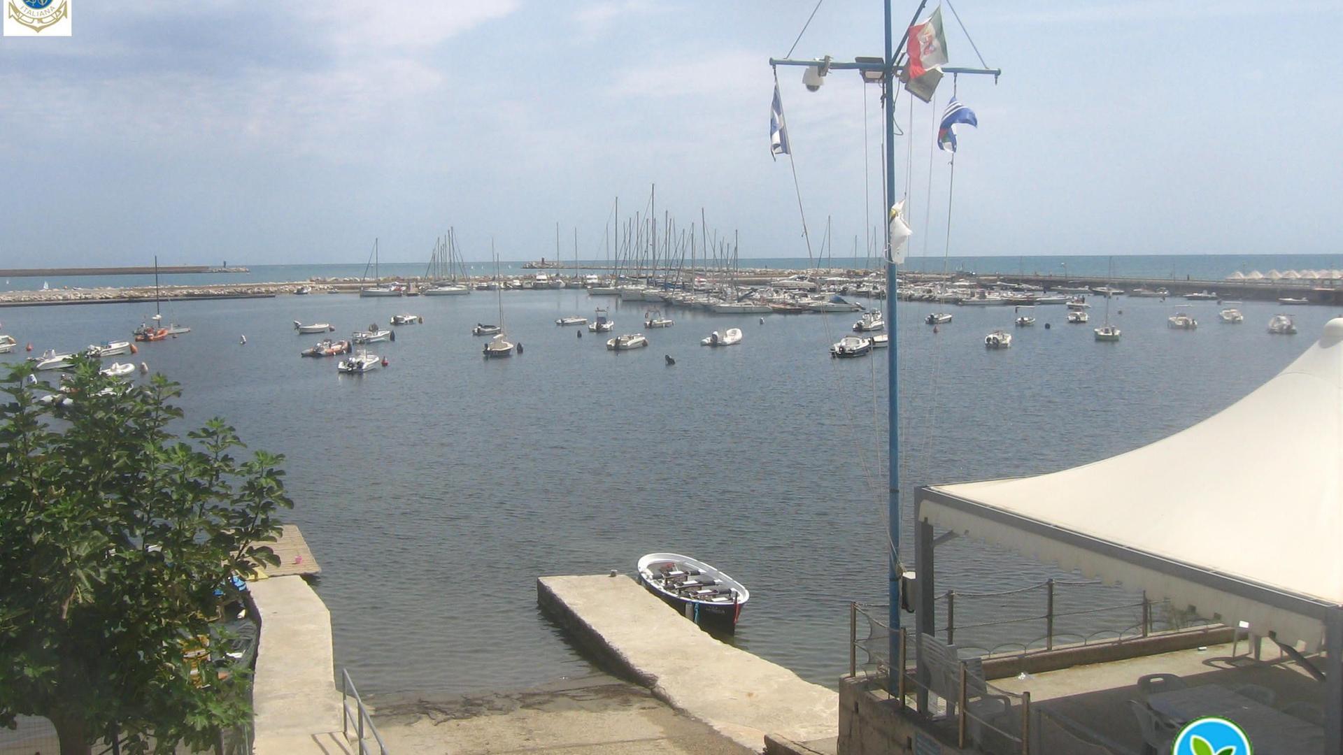 Webkamera Ortona: Lega Navale Italiana sezione