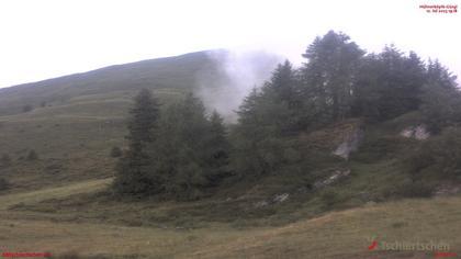 Tschiertschen: Hühnerköpfe (. Sektion Bergstation)
