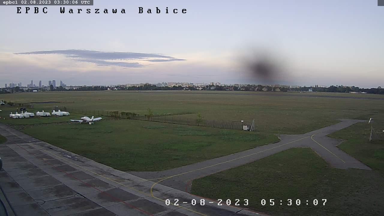 Webcam Warsaw › South-East