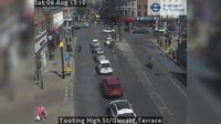 London: Tooting High St/Garratt Terrace - El día