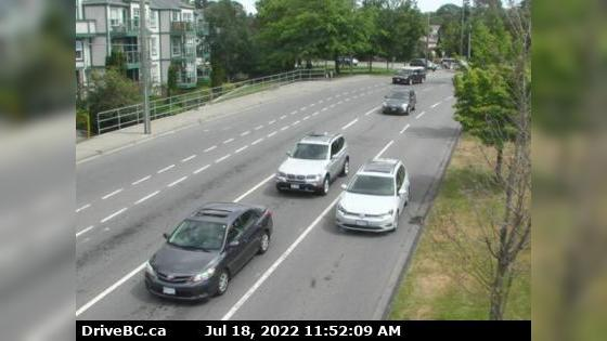 Webcam Lake Hill › East: Victoria, Hwy 17 northbound at S