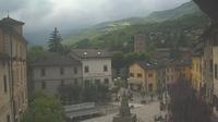 Fanano › South: Palazzo Lardi e Torre dell'Orologio - Piazza O. Corsini - Monte Cimone - Libro Aperto