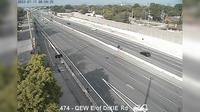 Orchard Heights: QEW near Etobicoke Creek - Jour
