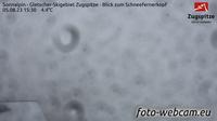 Partenkirchen: Sonnalpin - Gletscher-Skigebiet Zugspitze - Blick zum Schneefernerkopf - Current