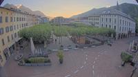 Martigny: Place Centrale de - Recent