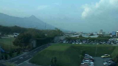 Webcam La Puerta de La Laguna: Volcan de San Salvador