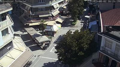 Thumbnail of Trikala webcam at 9:08, Sep 18