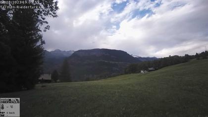 Termen › Süd: Riederhorn - Belalp - Bettmeralp