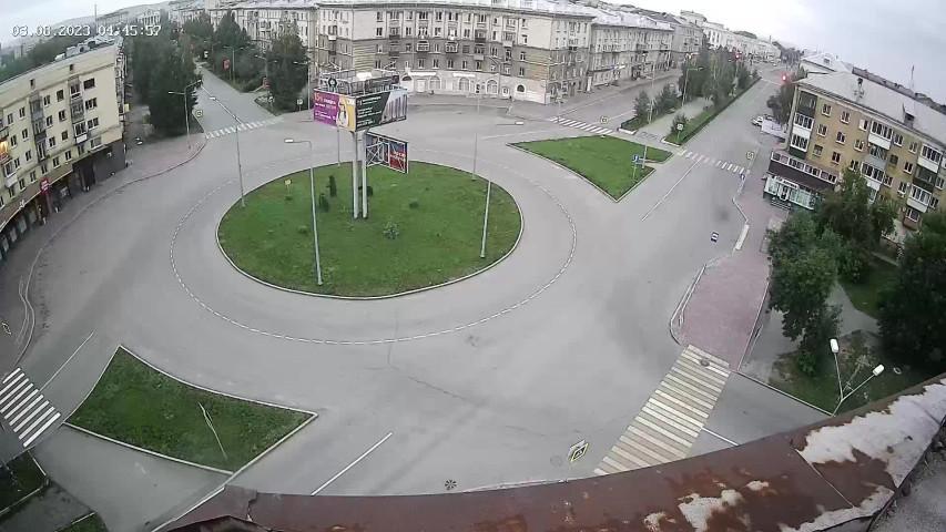 Webcam Topolëvka: pr. Stroiteley, 27
