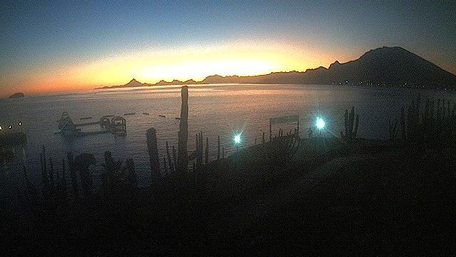 Webcam Colonia Lomas de Miramar: Guaymas