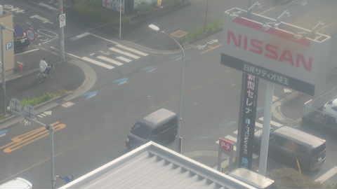 Webcam Shimotoda: Toda − Fire Department − City View