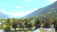 Prad am Stilfserjoch - Prato allo Stelvio: Camping Residence S�gem�hle - Overdag