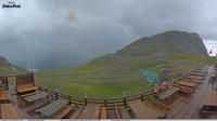 Davos: Strelapass - El día