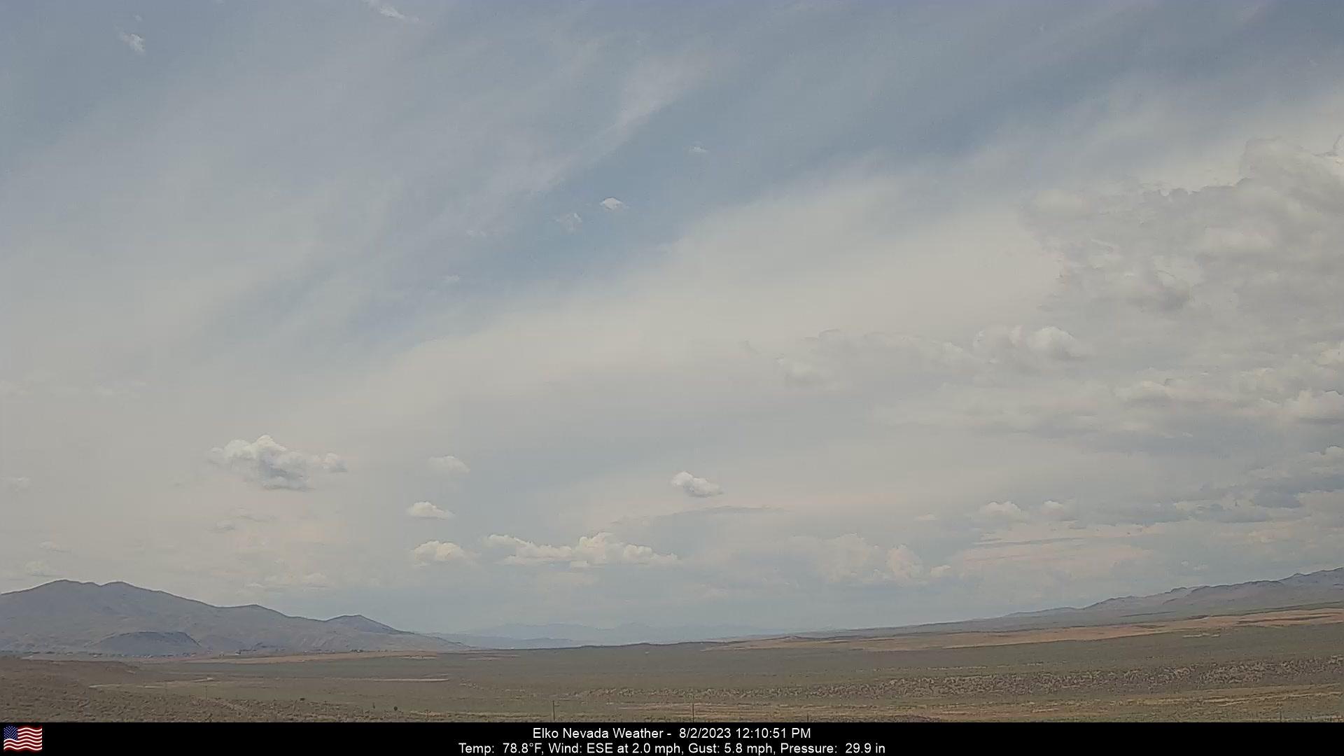 Webcam Ryndon: Elko − Sky View