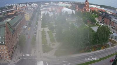 Luleå: Lulea - Sky View