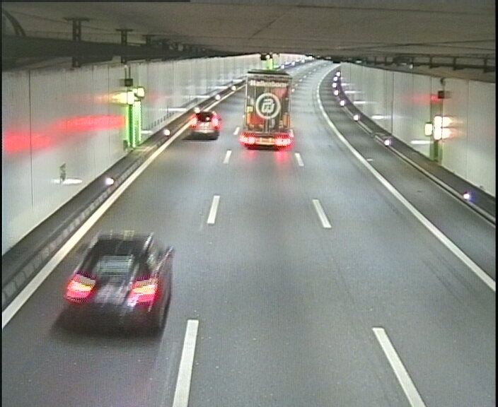 Horw: A Tunnel Schlund
