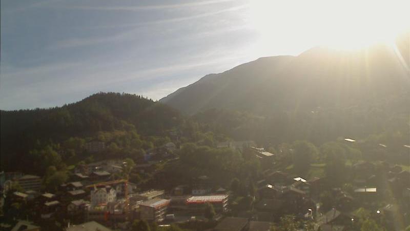 Webcam Fiesch: Aletsch Arena − Dorf II