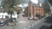 Wehrheim: Rathaus - Taunus - Dagtid