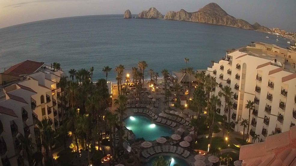Webcam Cabo San Lucas: Villa del Palmar, Médano Beach