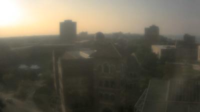 Thumbnail of Evanston webcam at 9:12, Oct 15