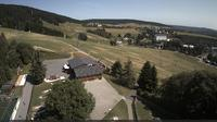 Oberwiesenthal: Blick auf Skihang und Ort - Current