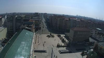Vignette de Qualité de l'air webcam à 7:15, janv. 23