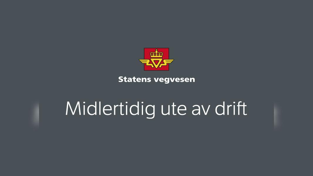Webkamera Sandvika: E16 − nord (Retning mot Hønefoss)