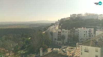 Webkamera Vejer de la Frontera: Cadiz