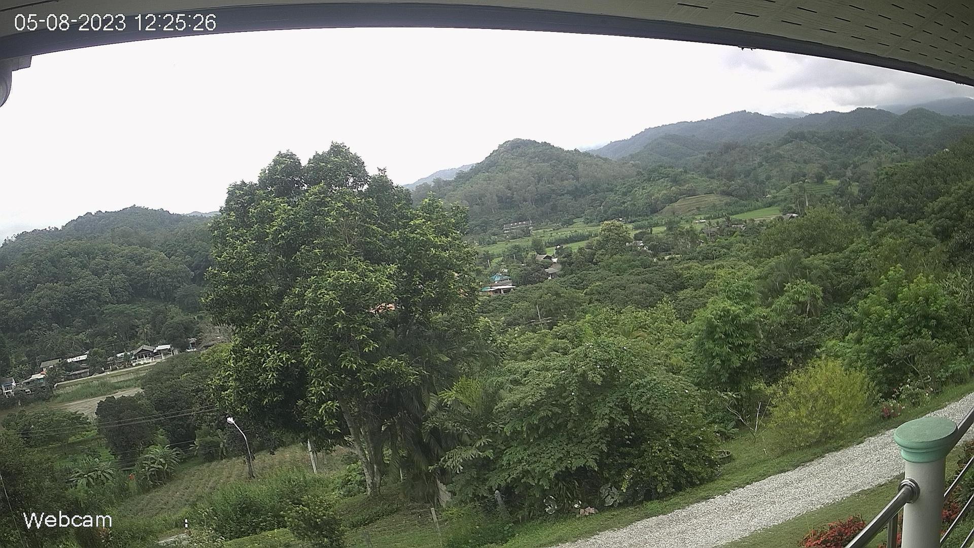 Webcam Ban Mae Yao › South-West: Chiang Rai