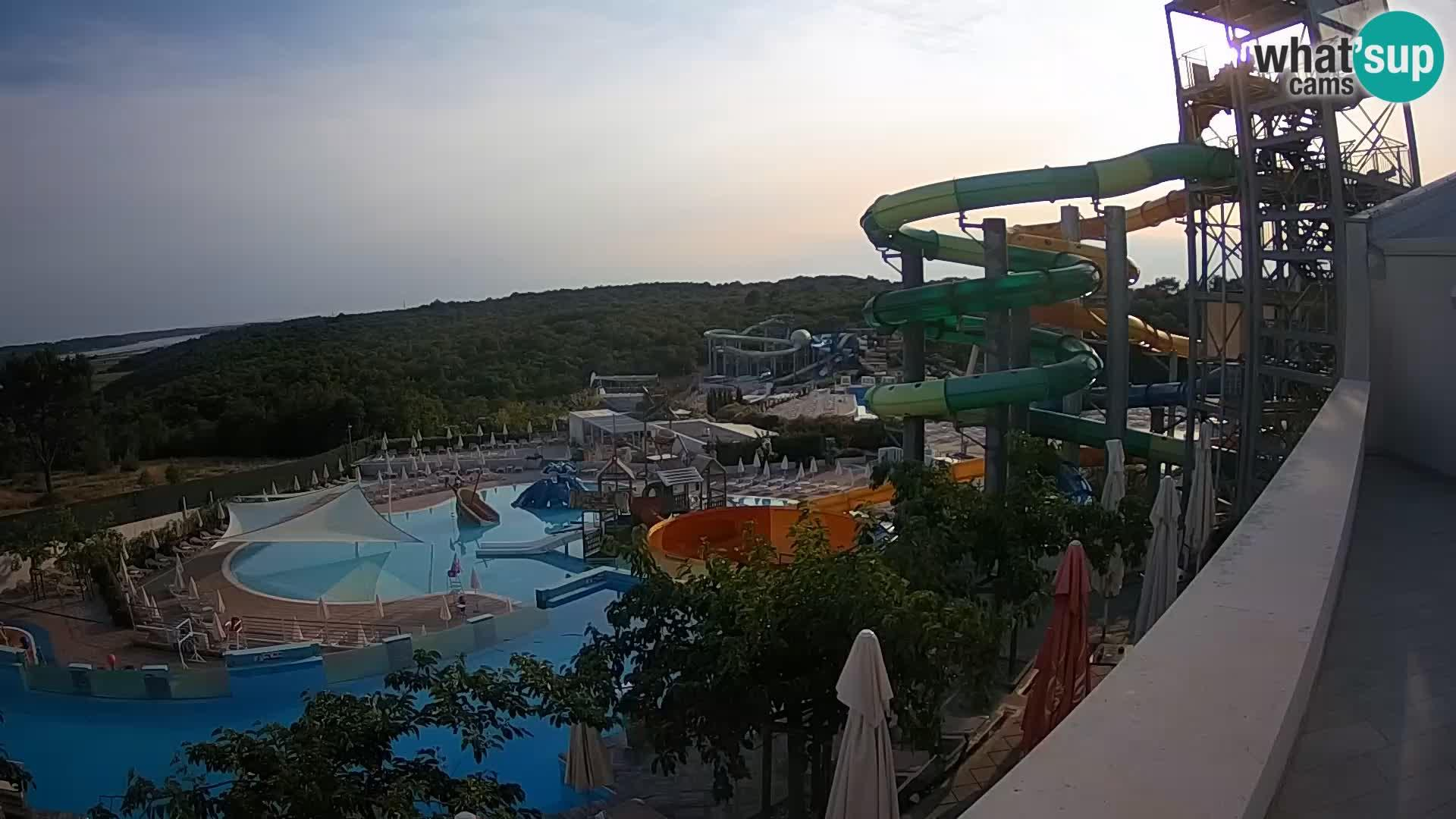 Webcam Brtonigla: Aquapark − Istralandia