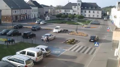 Webcam Łabiszyn › South: Wyspa