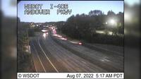 Burien: I- at MP .: Andover Park W - Actuelle