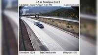 Jackson: I- at Siskiyou Exit - Recent