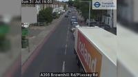 London: A Brownhill Rd/Plassey Rd - Current